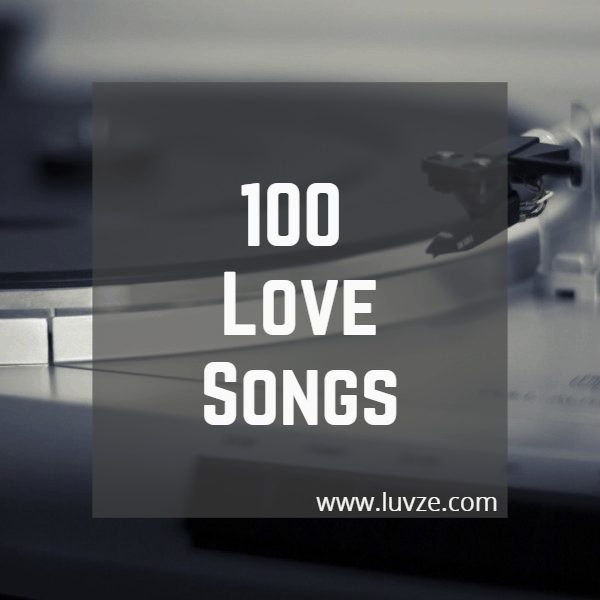 Love Songs for Him or Her