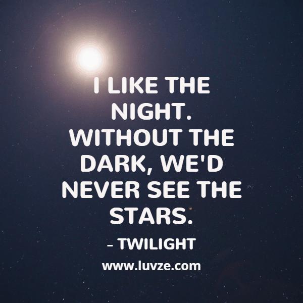 sweet good night quote