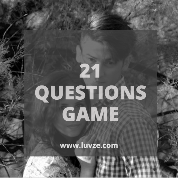 21 Questions Game