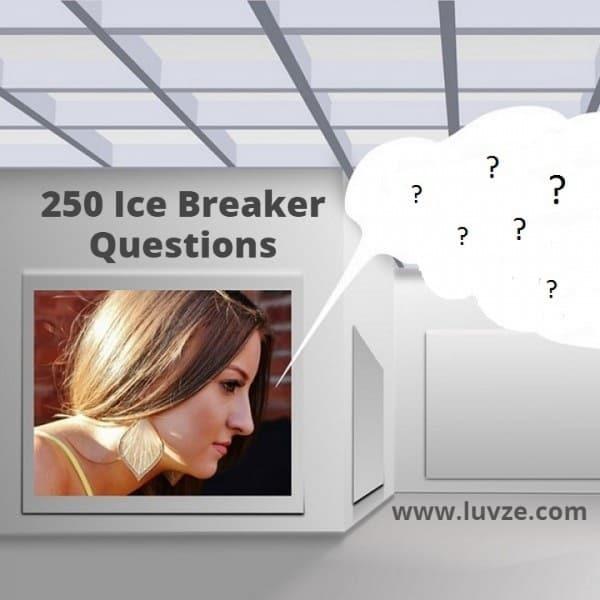 Ice Breaker Questions