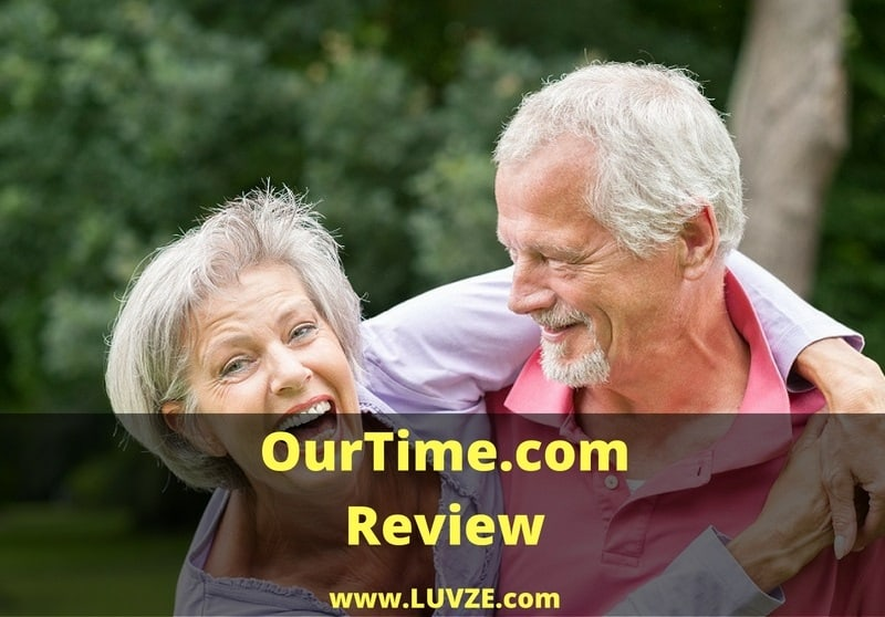 Senior citizen online dating