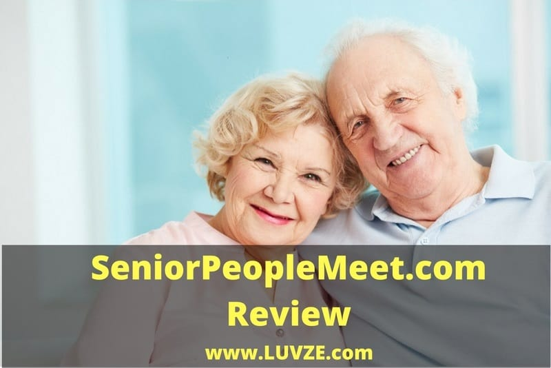 SeniorPeopleMeet.com Dating Site Review