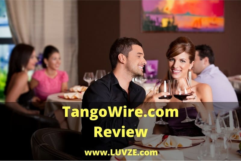 TangoWire Dating Site Review