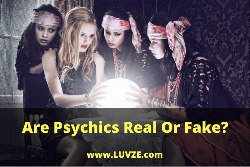 Are Psychics Real Or Fake?