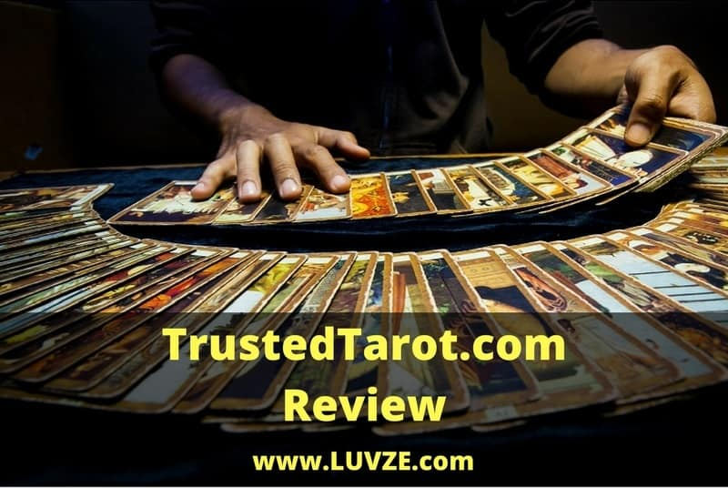 trustedtarot review