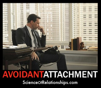 Four Signs that Don Draper is Avoidantly Attached - Luvze