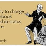 "The State of Your Status: Are You ""Facebook Official""?"
