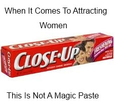 Attract Women Toothpaste