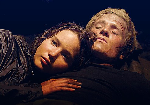 """Love in """"The Hunger Games"""": Why Katniss Falls for Peeta ..."""