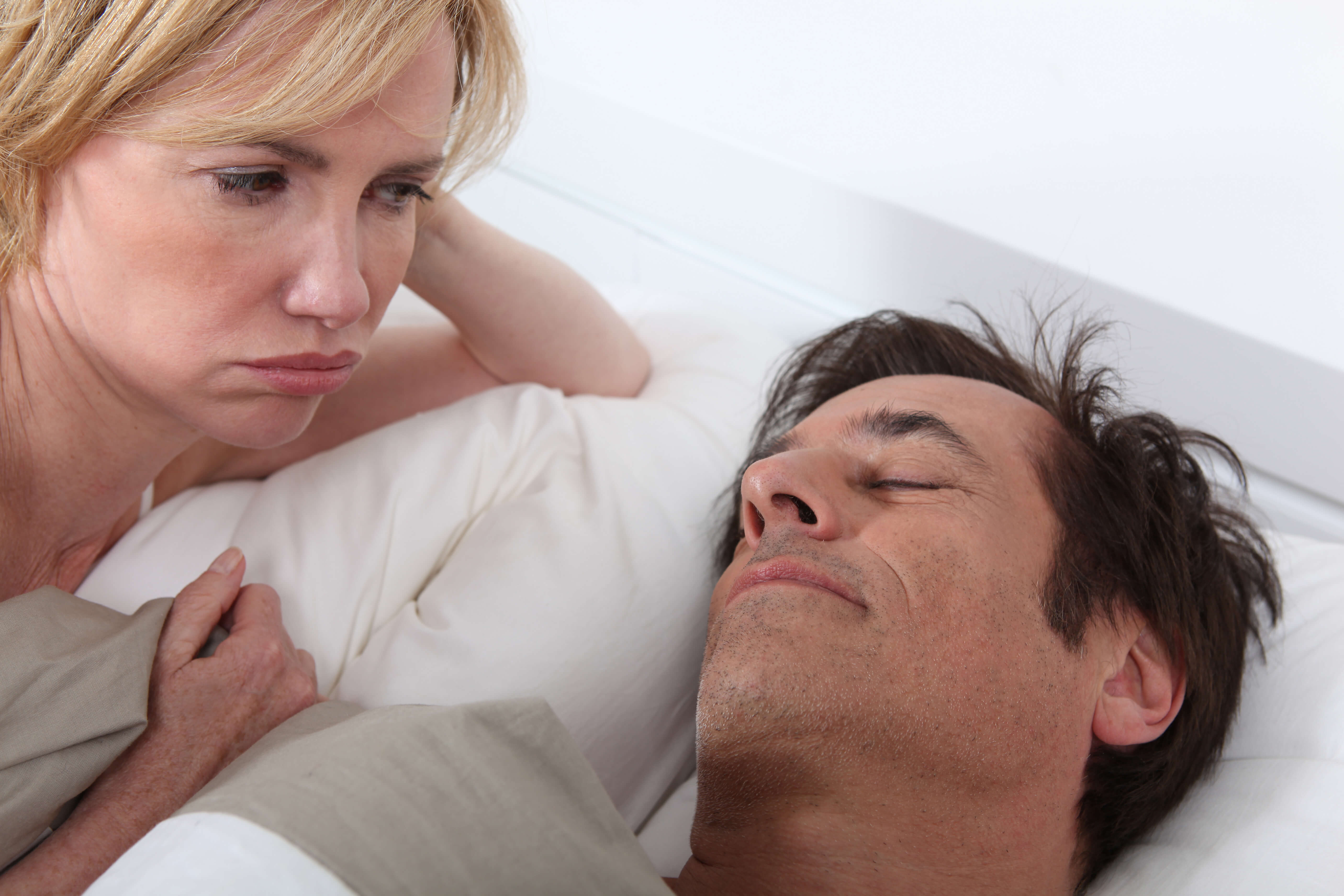 You are probably not a stud in bed, even though you think you are