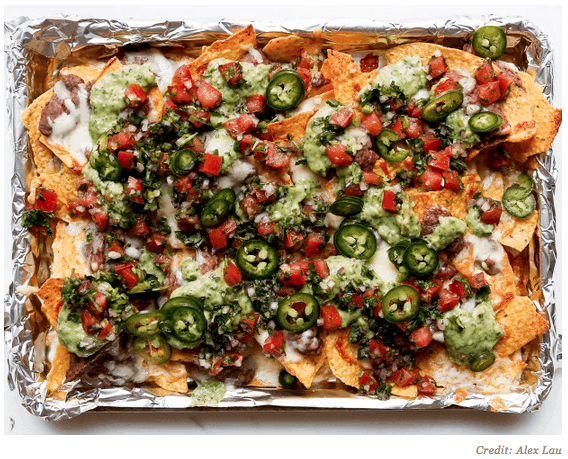 Make Serious Nachos