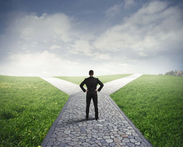 Making The Choice To Be Persistent