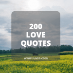 200 love messages for him or her