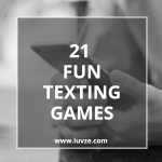 Fun Texting Games To Play With A Guy Or Girl