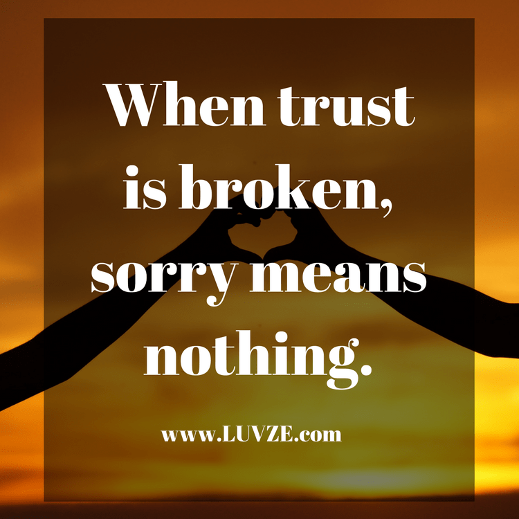 150 Trust Quotes And Trust Issues Sayings Messages