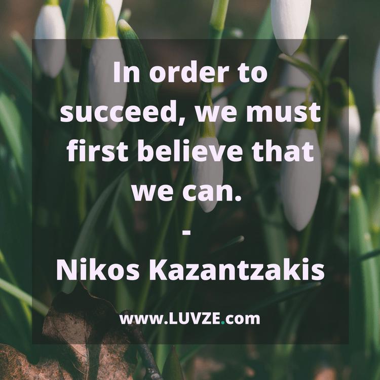 believe quotes