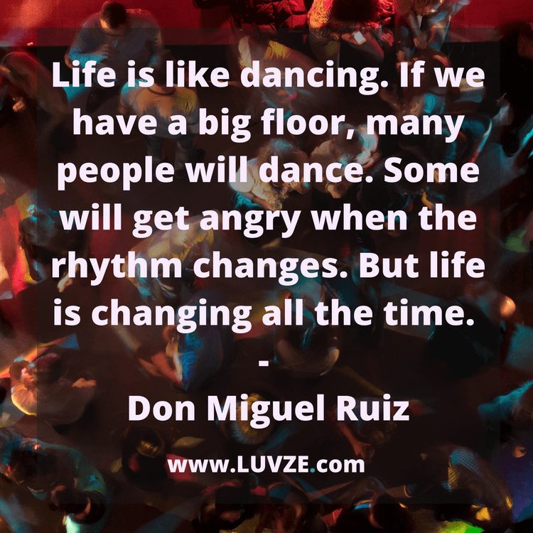 110 Inspirational Dance Quotes And Sayings