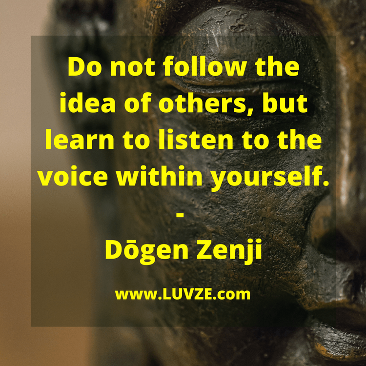 170 Zen Quotes And Sayings
