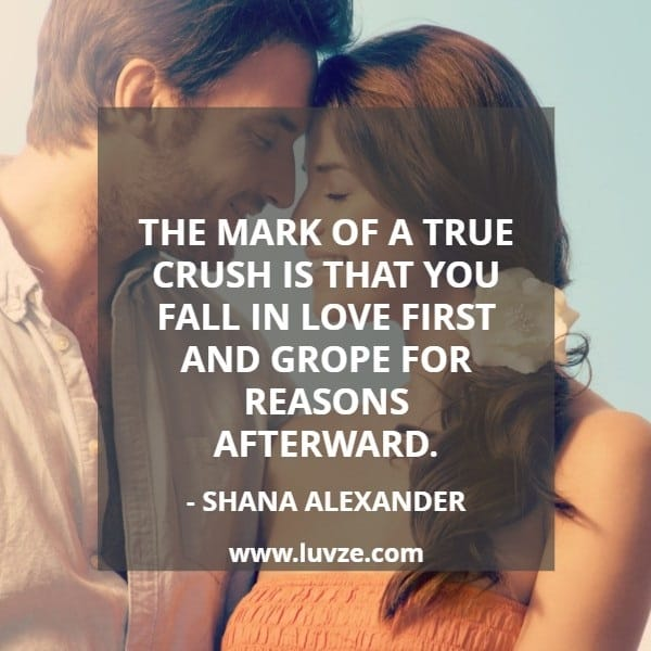 120 Crush Quotes With Beautiful Images