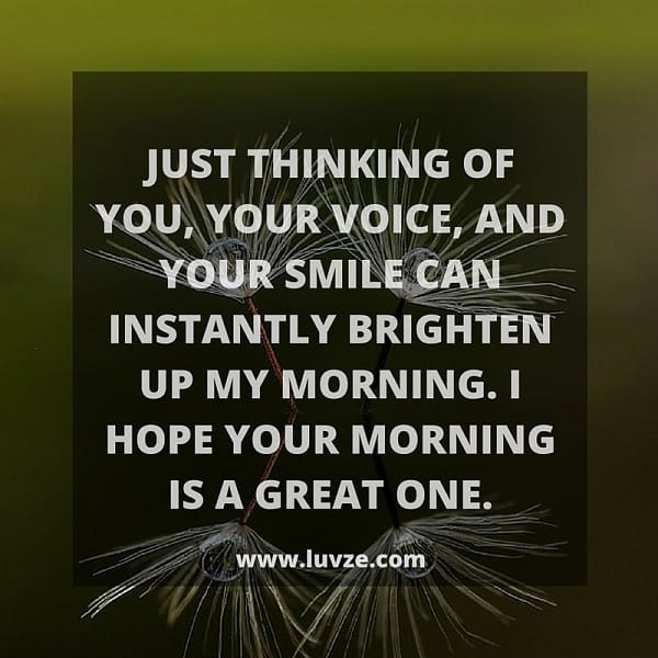 cute morning quotes
