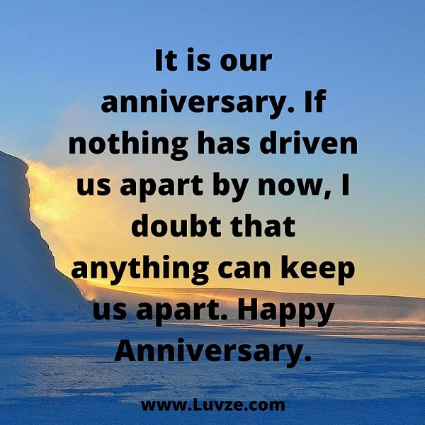 Happy anniversary quotes wishes messages with images