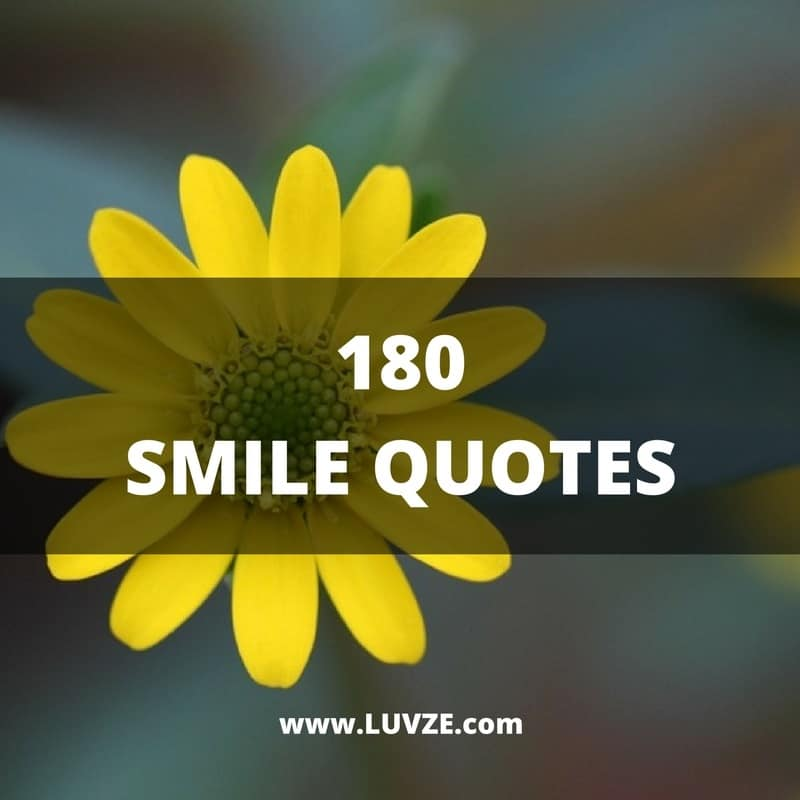 Smile Quotes With Beautiful Pictures