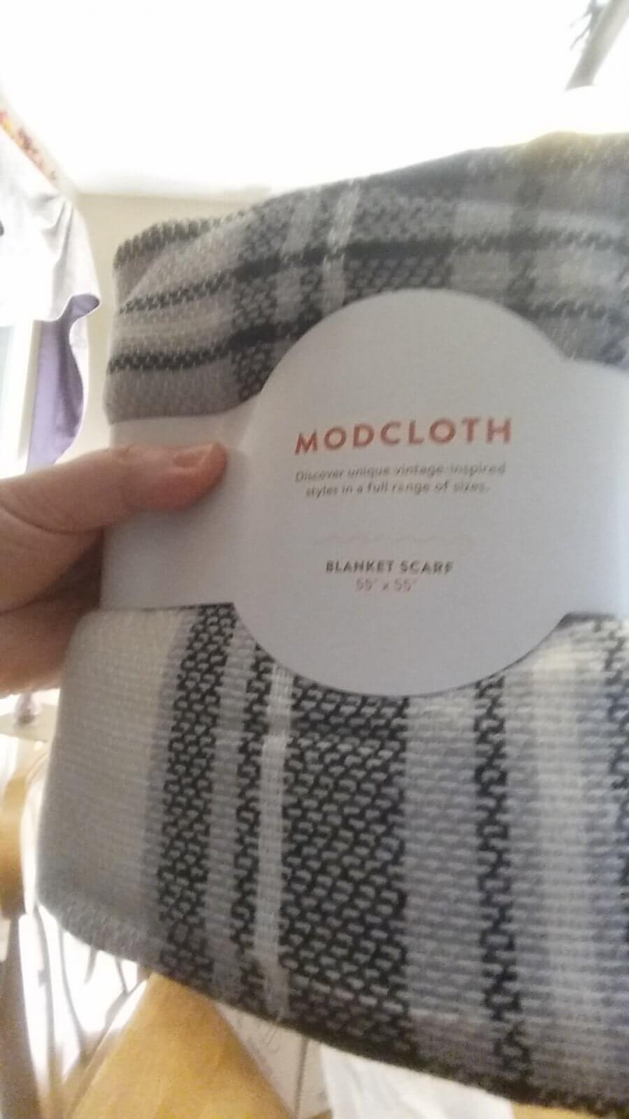 Modcloth Scarf In The Fabfitfun Box Fall