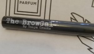 The Browgal Clear Eyebrow Gel Fabfitfun