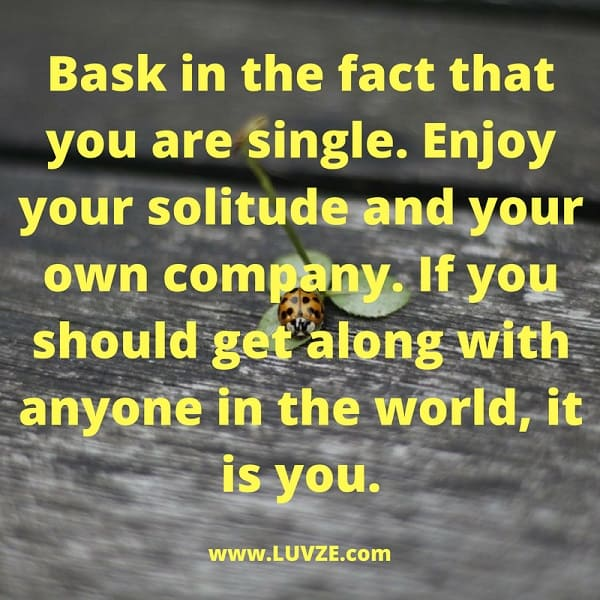 quote for singles