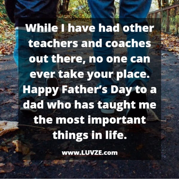 100 happy fathers day quotes sayings wishes card messages fathers day quotes m4hsunfo