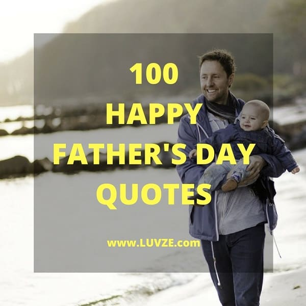 Happy Father's Day Quotes With Beautiful Images