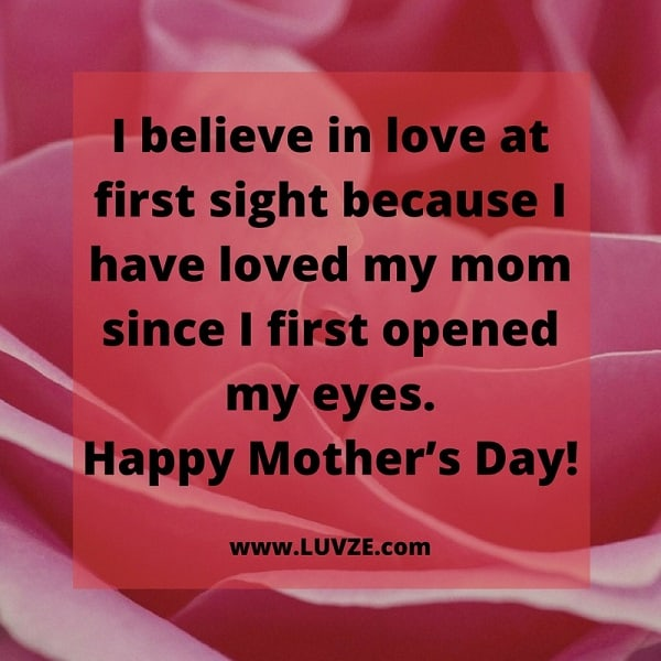 Happy Mothers Day Quotes 120 Happy Mother's Day Quotes, Card Messages, Sayings & Wishes Happy Mothers Day Quotes