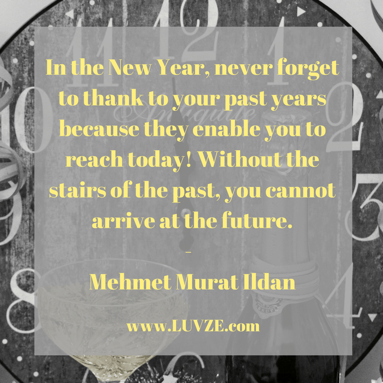 Best New Years Quotes Sayings and Greetings
