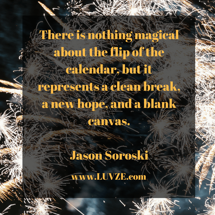 135 Happy New Year's Quotes, Sayings, Wishes & Messages