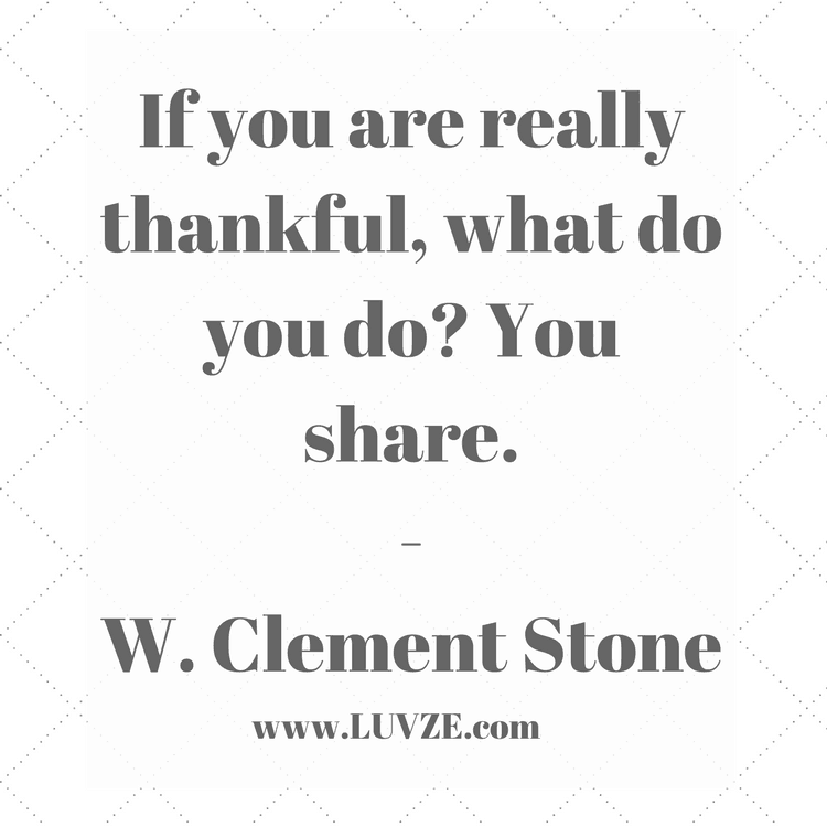 thankful quotes and appreciation sayings