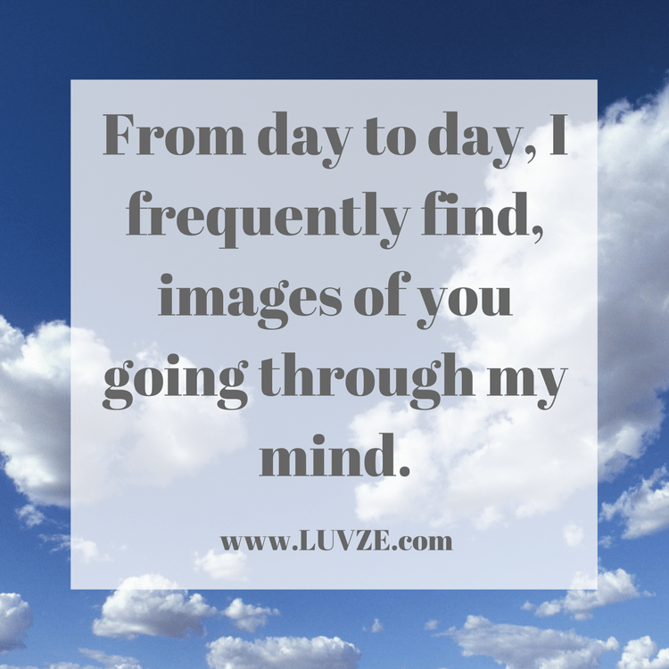 170 Thinking Of You Quotes Messages Sayings