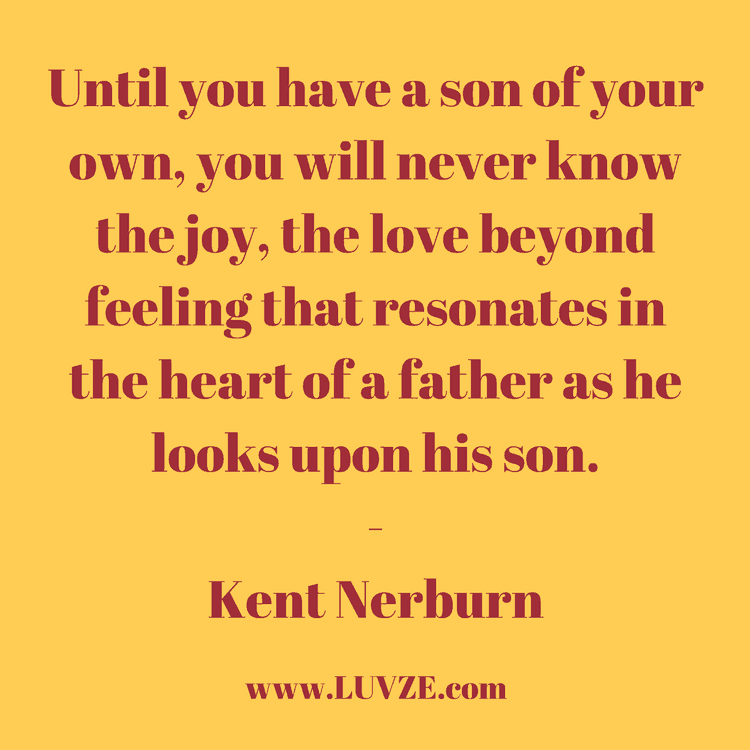 100 Father And Son Quotes And Sayings