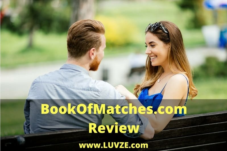 Book of matches hookup site review