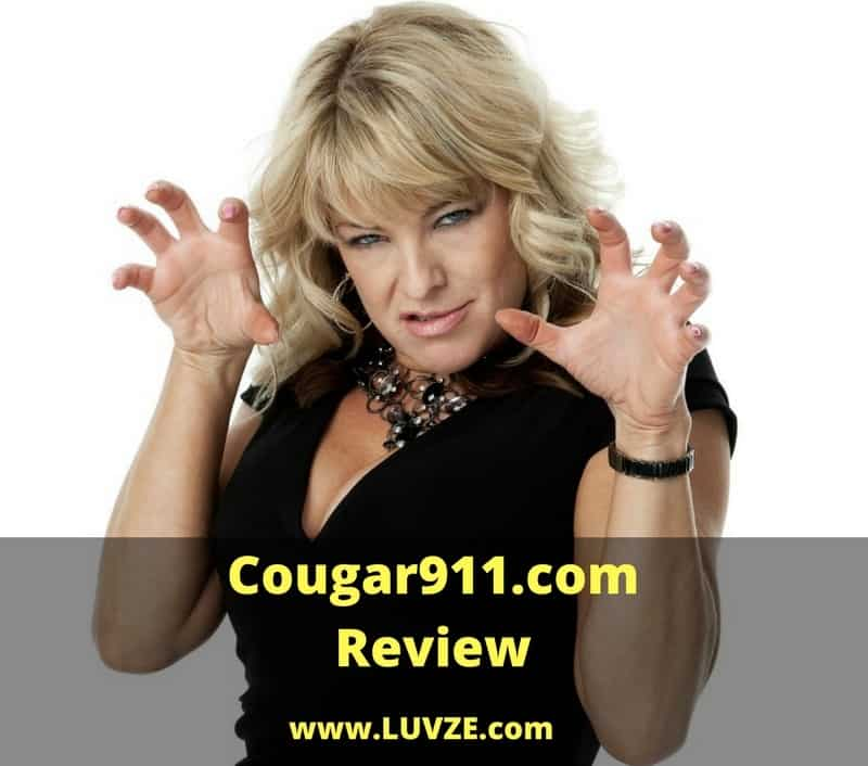 Cougar911 Dating Site Review