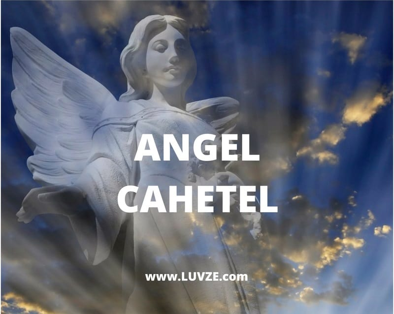 Angel Cahetel