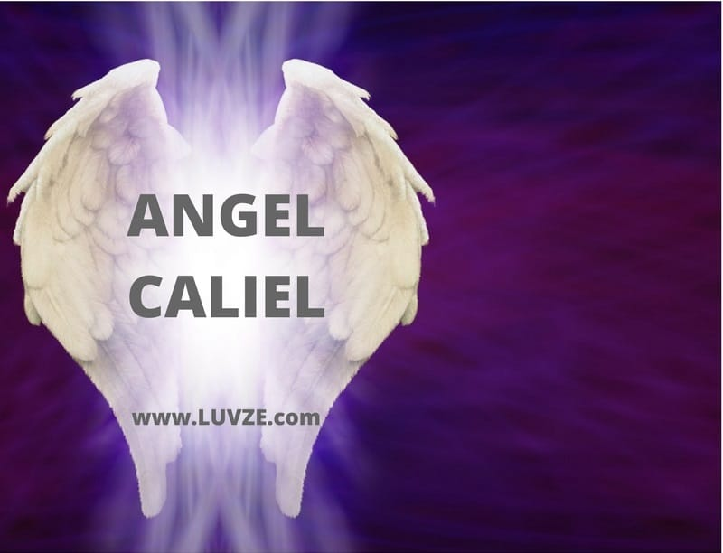 angel caliel