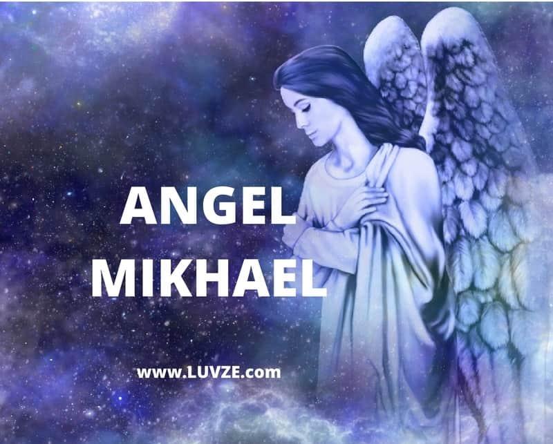 angel mikhael