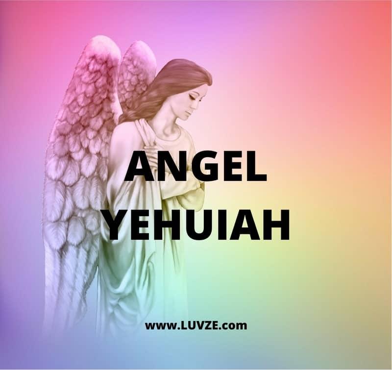 Guardian Angel Yehuiah
