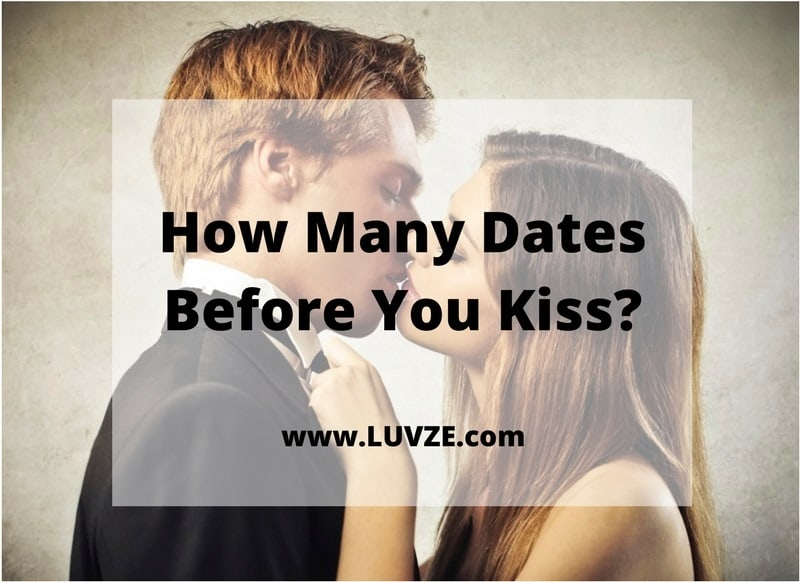 Dating how long before first kiss