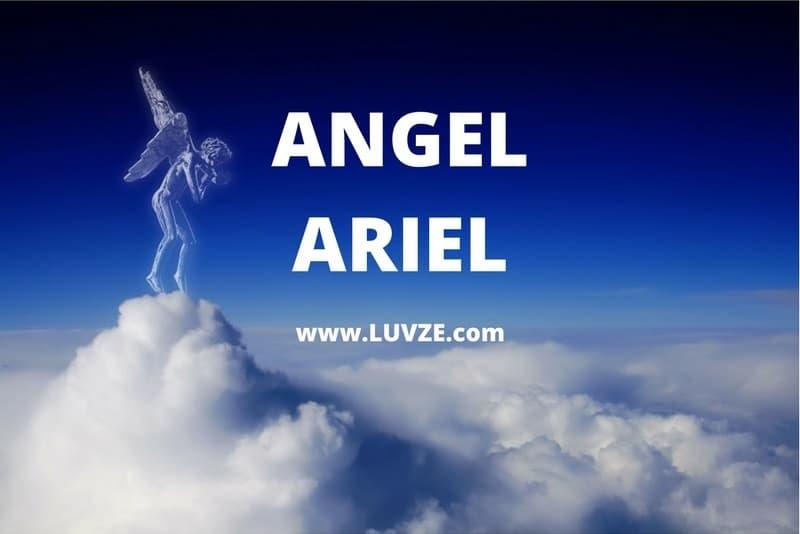Guardian Angel Ariel