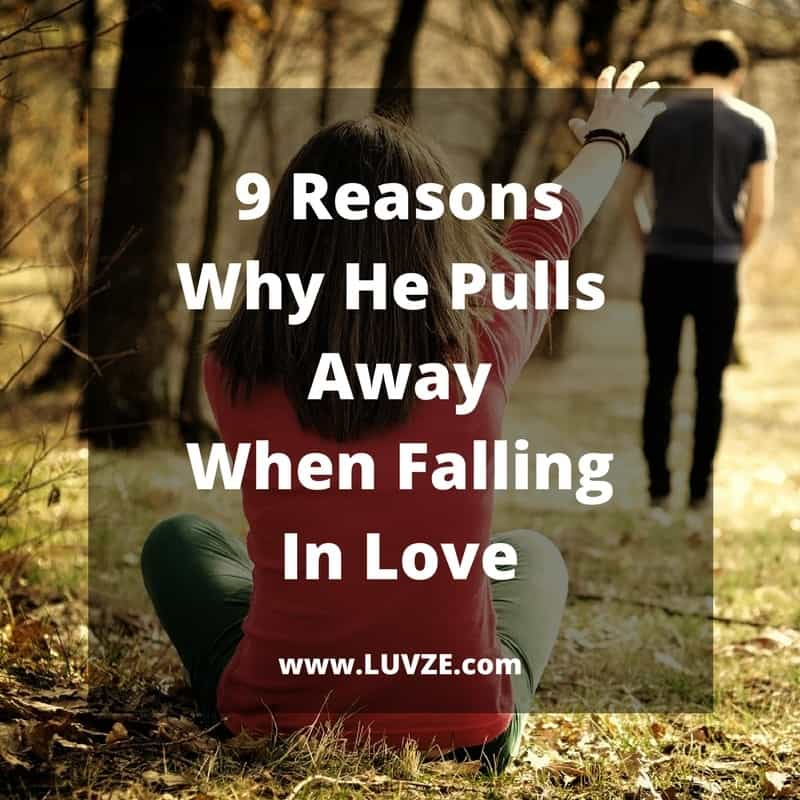 Why He Pulls Away When Falling In Love And How To Avoid It