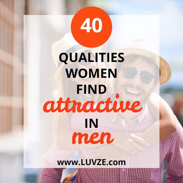 what do women find attractive in men