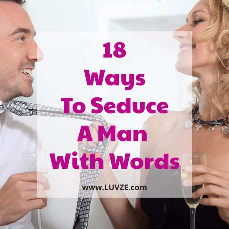 Do Seduce A What Man To To