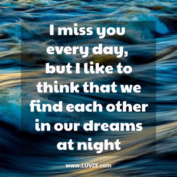 160 Cute I Miss You Quotes Sayings Messages For Himher With Images
