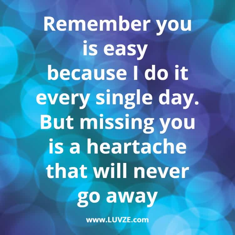 160 Cute I Miss You Quotes Sayings Messages For Him Her With Images